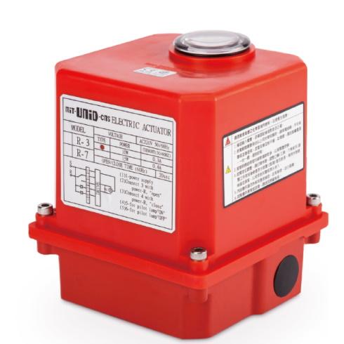 Actionare electrica R10 – 100Nm
