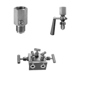 Accesorii echipamente de presiune