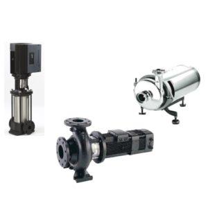Pompe aplicatii industriale