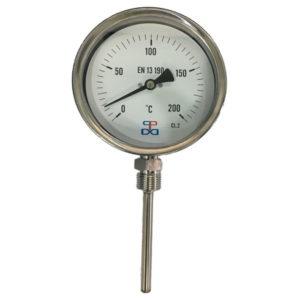 Termometru inox